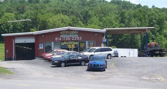 image of Townhill Auto - Auto Repair Service in Bedford PA